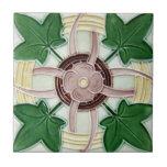 AD010 Art Deco Reproduction Ceramic Tile