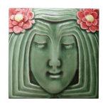 AD024 Art Deco Reproduction Ceramic Tile