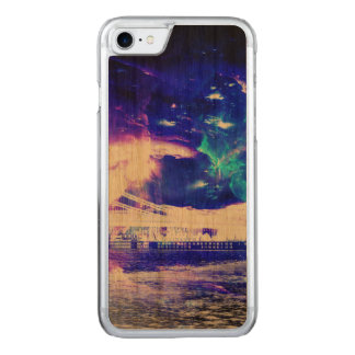 Ad Amorem Amisi Amethyst Sapphire Budapest Dreams Carved iPhone 8/7 Case