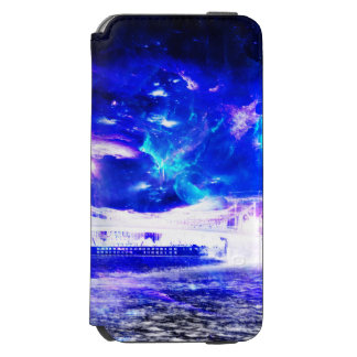 Ad Amorem Amisi Amethyst Sapphire Budapest Dreams Incipio Watson™ iPhone 6 Wallet Case