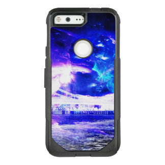 Ad Amorem Amisi Amethyst Sapphire Budapest Dreams OtterBox Commuter Google Pixel Case