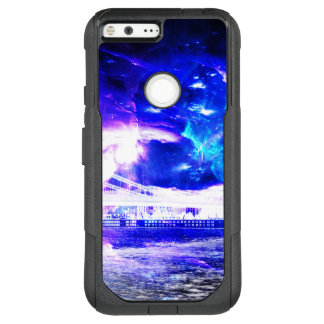 Ad Amorem Amisi Amethyst Sapphire Budapest Dreams OtterBox Commuter Google Pixel XL Case
