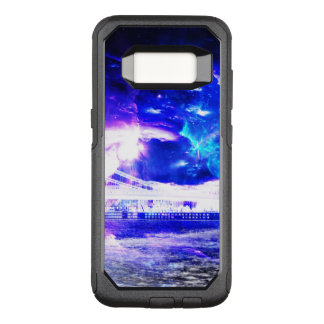 Ad Amorem Amisi Amethyst Sapphire Budapest Dreams OtterBox Commuter Samsung Galaxy S8 Case