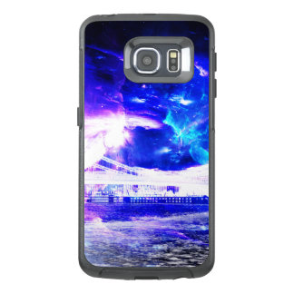 Ad Amorem Amisi Amethyst Sapphire Budapest Dreams OtterBox Samsung Galaxy S6 Edge Case
