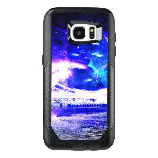 Ad Amorem Amisi Amethyst Sapphire Budapest Dreams OtterBox Samsung Galaxy S7 Edge Case
