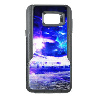Ad Amorem Amisi Amethyst Sapphire Budapest Dreams OtterBox Samsung Note 5 Case