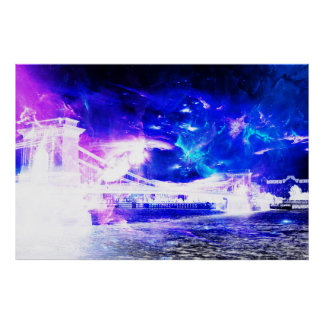 Ad Amorem Amisi Amethyst Sapphire Budapest Dreams Poster