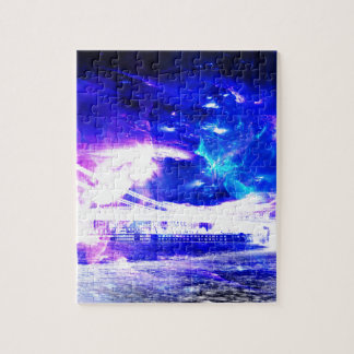 Ad Amorem Amisi Amethyst Sapphire Budapest Sapphir Jigsaw Puzzle