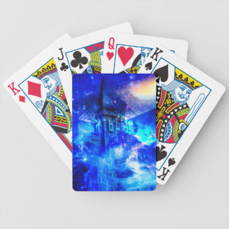 Ad Amorem Amisi Castle of Glass Bicycle Playing Cards