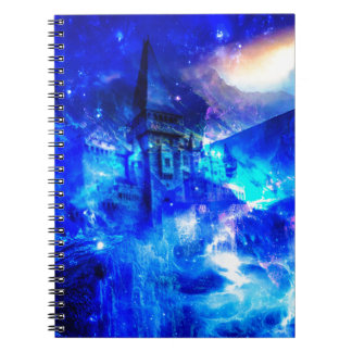 Ad Amorem Amisi Castle of Glass Notebook