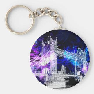 Ad Amorem Amisi London Dreams Key Ring