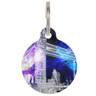 Ad Amorem Amisi London Dreams Pet Tag