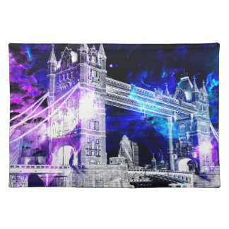 Ad Amorem Amisi London Dreams Placemat