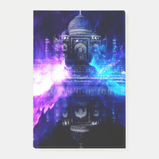 Ad Amorem Amisi Taj Mahal Dreams Post-it Notes
