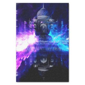 Ad Amorem Amisi Taj Mahal Dreams Tissue Paper