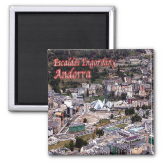 AD - Andorra - Escaldes - Engordany Magnet