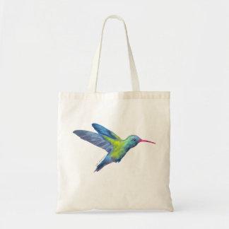 AD hummingbird Tote Bag