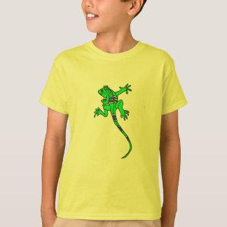 AD- Iguana Cartoon Shirt