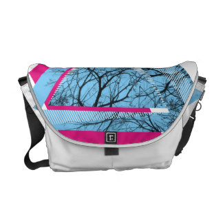 AD Triangle Courier Bags