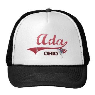 Ada Ohio City Classic Cap