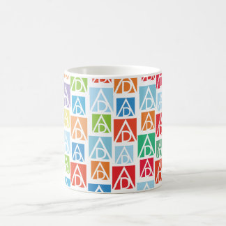 ADAA Colourful Mug