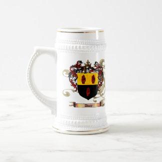 Adair Shield / Coat of Arms Beer Stein