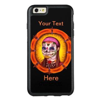 Adalia Sugar Skull OtterBox Casea OtterBox iPhone 6/6s Plus Case