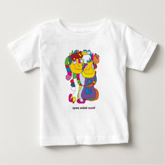 adam and eve funny illustration couple noa baby T-Shirt