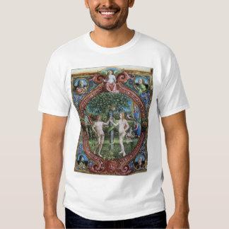 Adam and Eve Tshirts