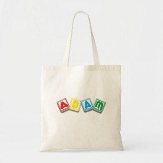 Adam Canvas Bags