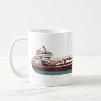 Adam E. Cornelius Inland Steel mug