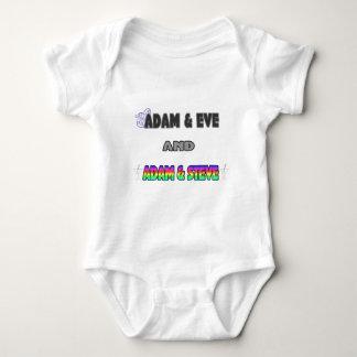 Adam & Eve & Adam & Steve T Shirts