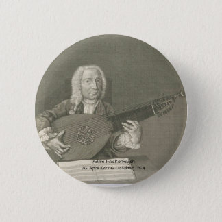 Adam Falckenhagen 6 Cm Round Badge