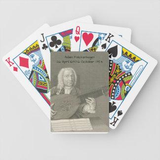 Adam Falckenhagen Bicycle Playing Cards