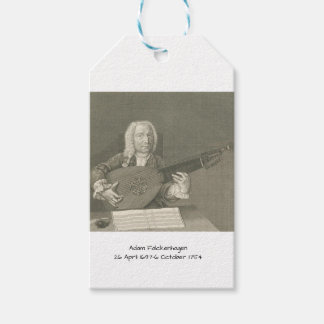 Adam Falckenhagen Gift Tags