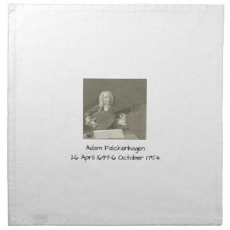Adam Falckenhagen Napkin