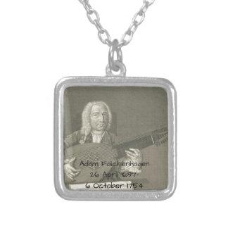 Adam Falckenhagen Silver Plated Necklace
