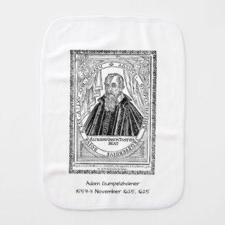 Adam Gumpelzhaimer 1625 Burp Cloth