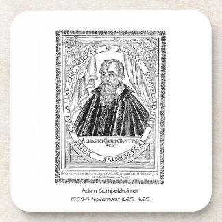 Adam Gumpelzhaimer 1625 Coaster