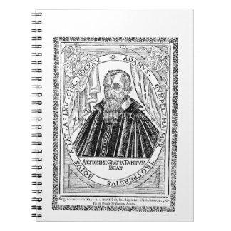 Adam Gumpelzhaimer 1625 Notebooks