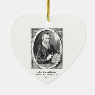 Adam Gumpelzhaimer Ceramic Ornament
