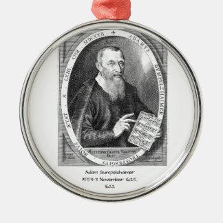 Adam Gumpelzhaimer Metal Ornament