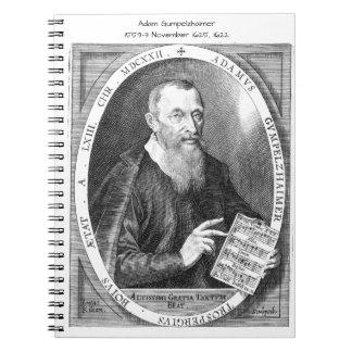 Adam Gumpelzhaimer Notebooks