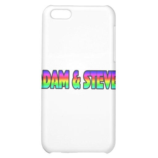 Adam & Steve iPhone 5C Covers