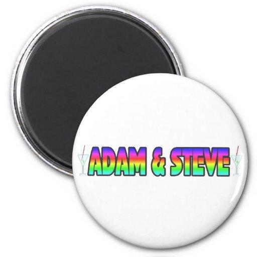 Adam & Steve Magnets