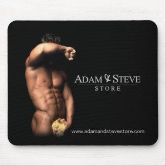 Adam & Steve Store Mousepad