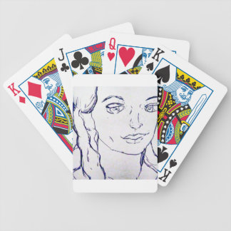 Adams Bicycle Playing Cards