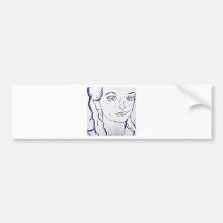 Adams Bumper Sticker