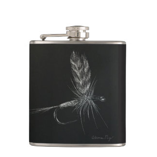 Adams Fly Flask