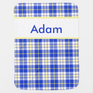 Adam's Personalized Blanket